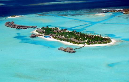 Anantara Dhigu MaldivesResort: Anantaa Dhigu