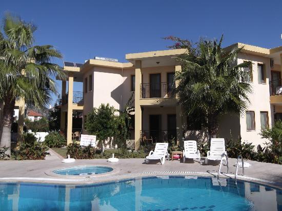 Minta Apart Hotel: Sunny apartments