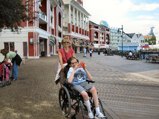 Disney's BoardWalk Villas: The Boardwalk