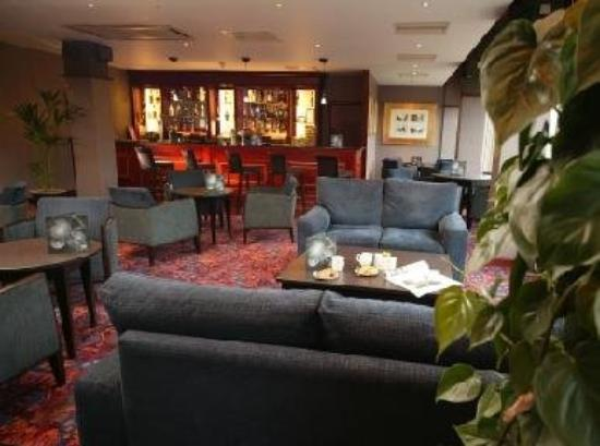 Mercure Edinburgh City - Princes Street Hotel: Bar Lounge