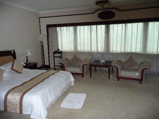 Junyi Hotel: Room