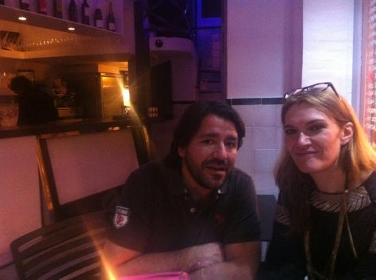 La Mojigata: Rafa Bellido y Susana