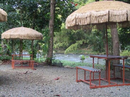Barbakoa Restaurant, outdoors !!