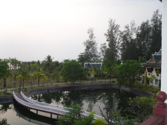 Andaman Princess Resort & Spa: View from room