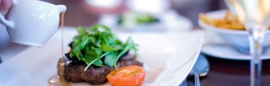 Bolney, UK: Resturant Pg