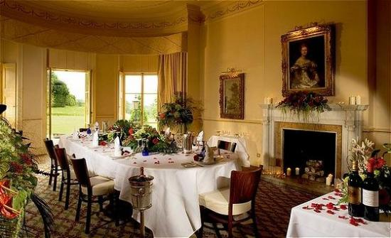 Wyck Hill House Restaurant Review