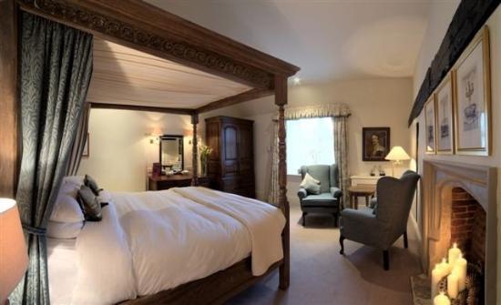Uxbridge, UK: Bedroom