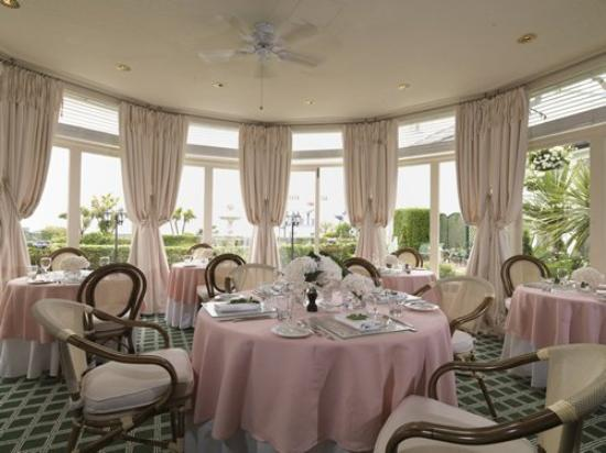 Old Government House Hotel: Restaurant