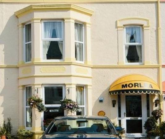 Morlea Hotel: Exterior View