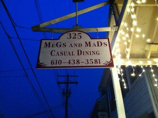 Megs and Mads: Meg's and MADD