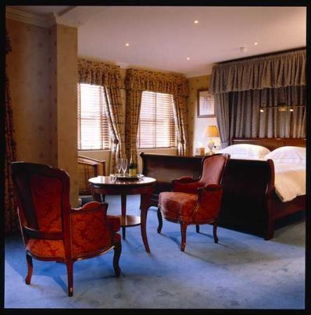 Parkes Hotel: Guest Room