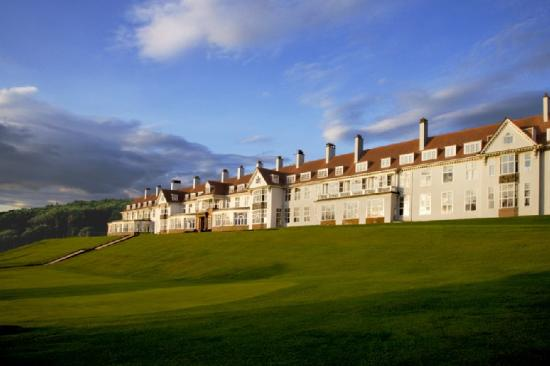Trump Turnberry, A Luxury Collection Resort, Scotland: Turnberry Resort Scotland Hotel Exterior