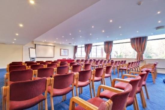 Plough and Harrow Hotel: Calthorpe Suite Theatre Style