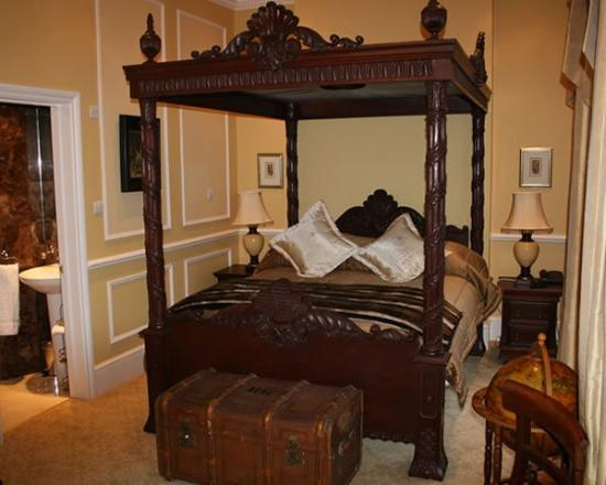 The Lord Milner Guest Room