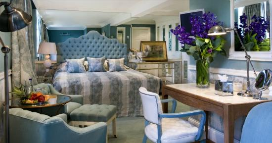 The Montague on The Gardens: Deluxe King- Room 319