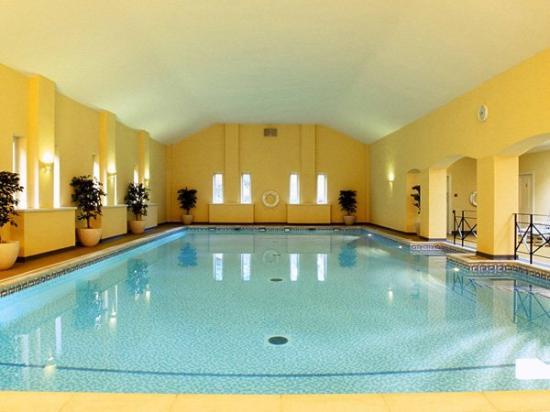 Bodysgallen Hall & Spa: Pool view