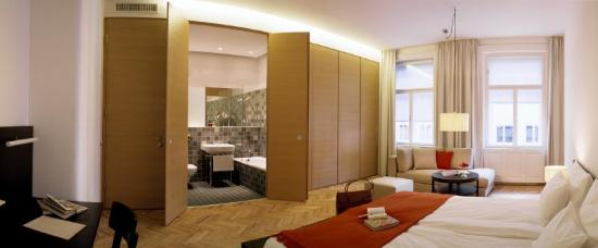 Hollmann Beletage: Guest Room
