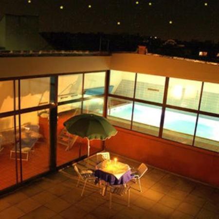 Alla Lenz Hotel: Indoor pool