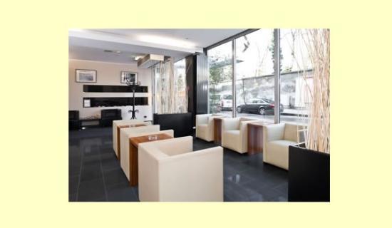 Pakat City Hotel: Bar/Lounge