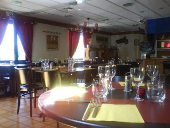 Brit Hotel Poitiers Beaulieu : Restaurant