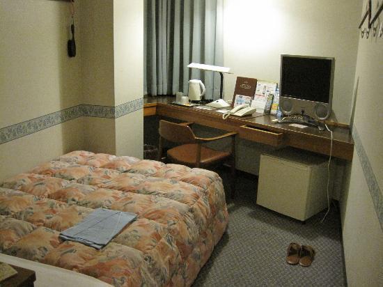 Hotel Fukuoka Kaikan: シングルルーム