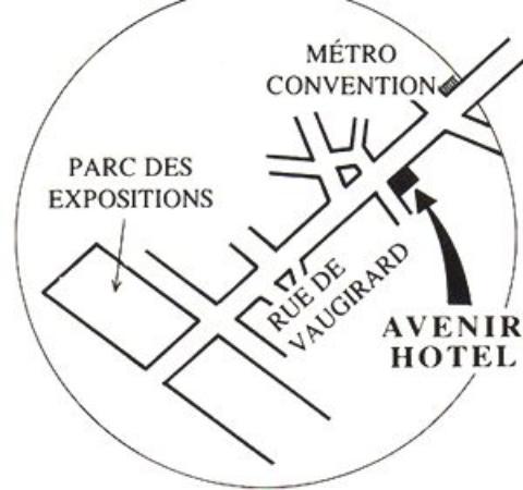Atel Avenir: Area Info