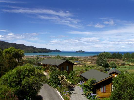 Abel Tasman Ocean View Chalets