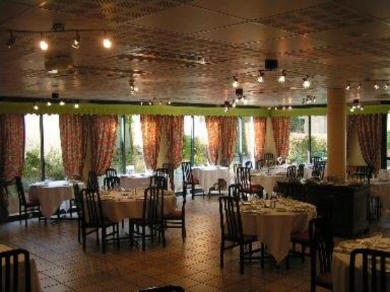 Hotel Restaurant Soleil et Jardin: Restaurant