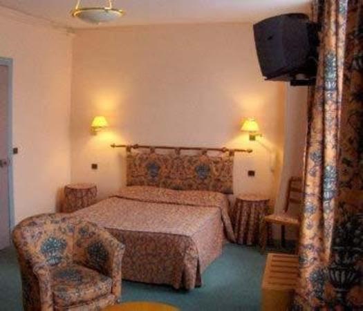 Hotel Terminus Tours : Room