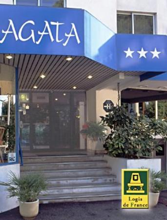 Agata Hotel Nice: Exterior View