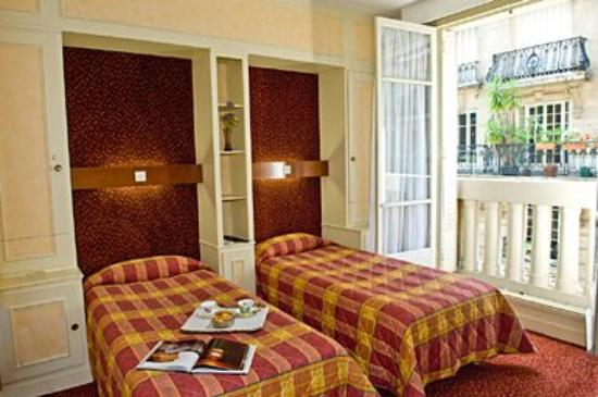Hotel Lutece : Twin room