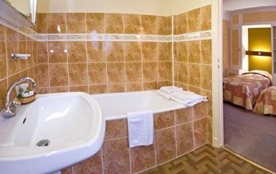Hotel Lutece : Bathroom