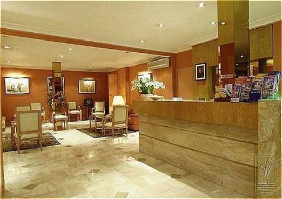 Hotel Fortuny: Interior