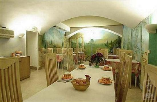 Hotel Fortuny: Dining