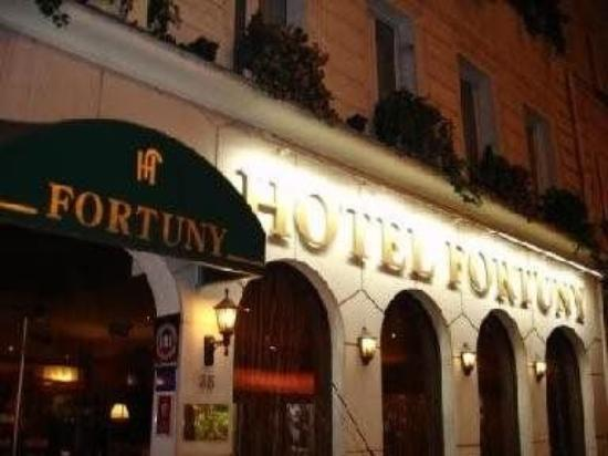 Hotel Fortuny: Other