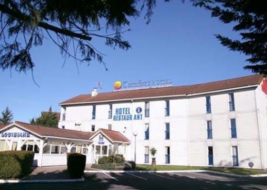 Comfort Hotel Lagny-sur-Marne : Exterior