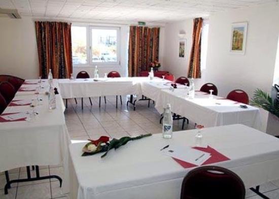 Comfort Hotel Lagny-sur-Marne : Meeting Room