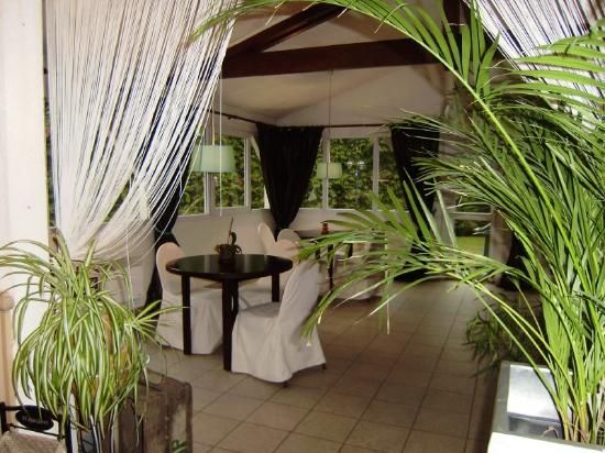 Comfort Hotel Lagny-sur-Marne : Lounge