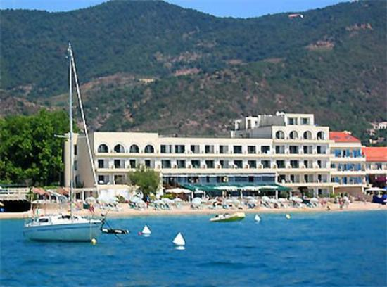 Hotel Ibersol Cavaliere Sur Plage : Exterior