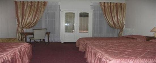 Arcantis Hotel Metropole: Guest Room