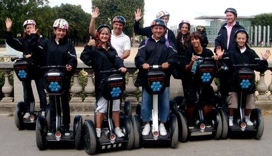 Logic Way Segway Tours