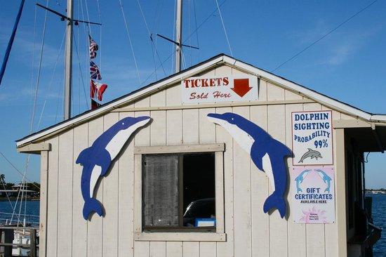 Dolphin Landings Charter Boat Center Foto