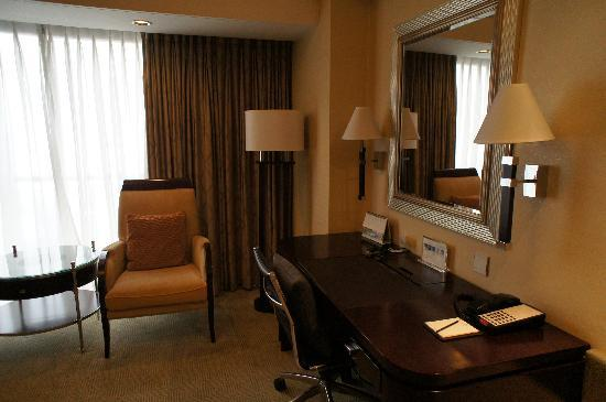 Shangri-La Hotel,Xian: 部屋1