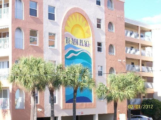 ‪‪Beach Place Condos at John's Pass Village‬: Beach Place‬