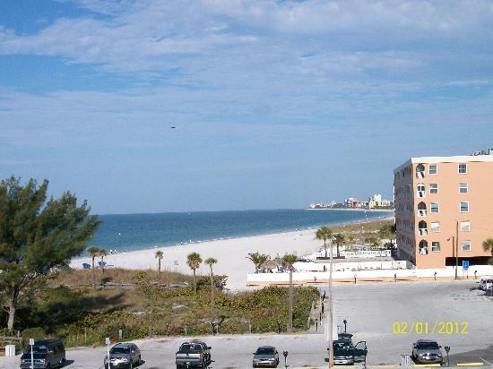 Beach Place Condos at John's Pass Village: From the bridge
