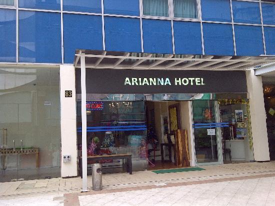 Arianna Hotel: hotel exterior