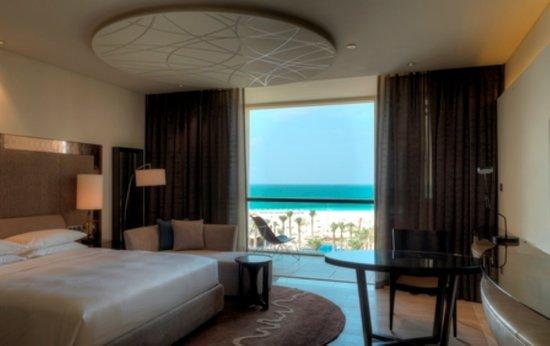 Park Hyatt Abu Dhabi Hotel & Villas: Seaview King
