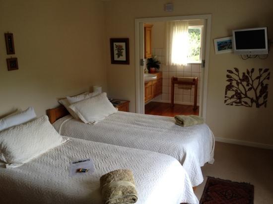 Esk Valley Lodge: Riesling room