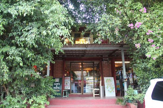 Cafe dibar picture of yangon rangoon