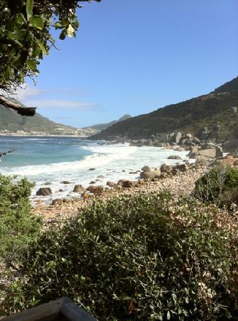 Tintswalo Atlantic: view from the Ithaca suite